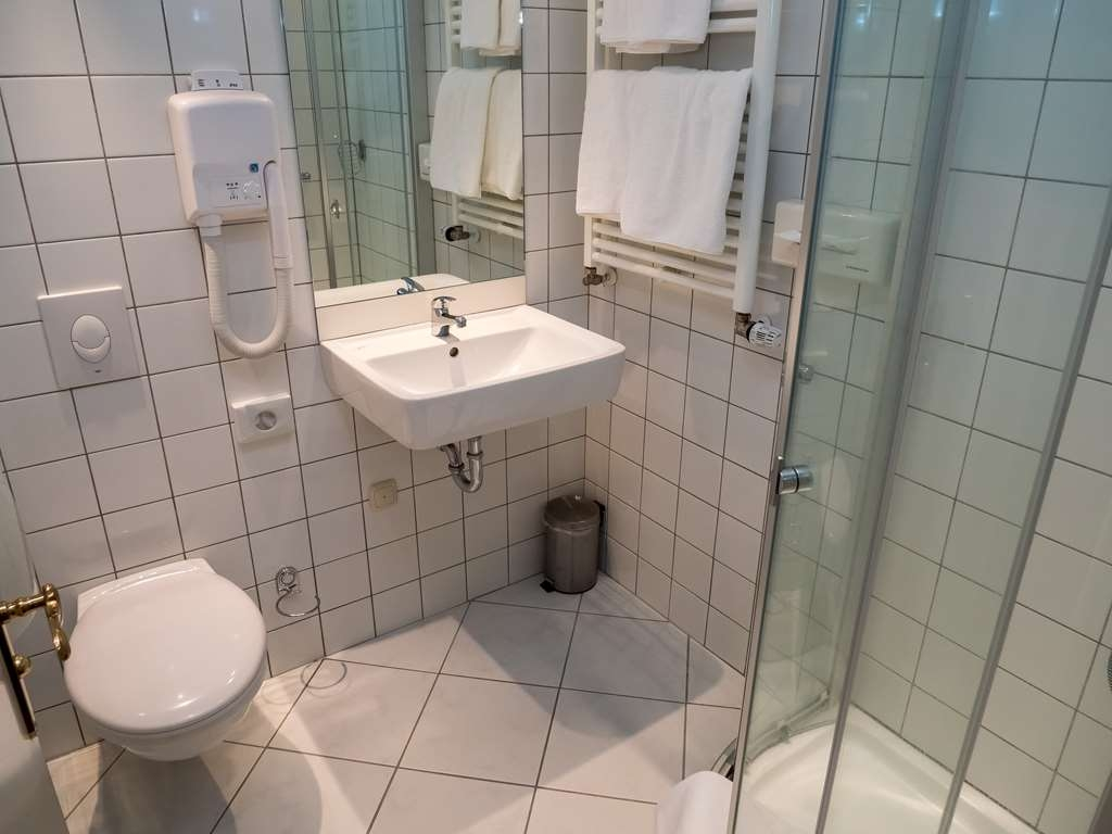 Best Western Hotel Slenaken - Bathroom Deluxe room