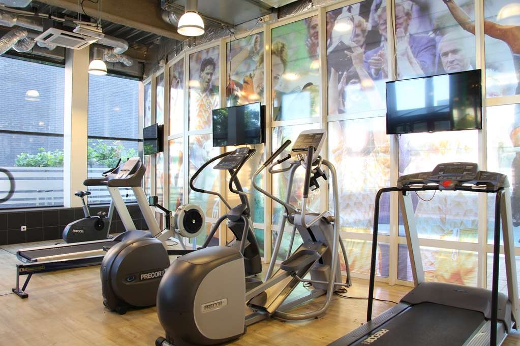 Best Western Plus Amsterdam Airport Hotel - Fitness Center