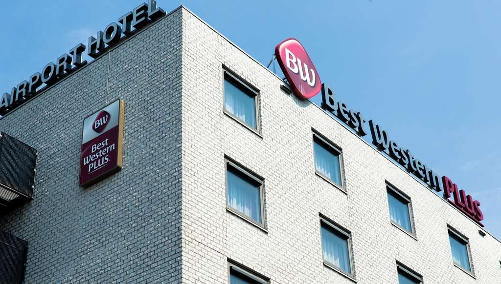 Best Western Plus Amsterdam Airport Hotel - Facciata dell'albergo