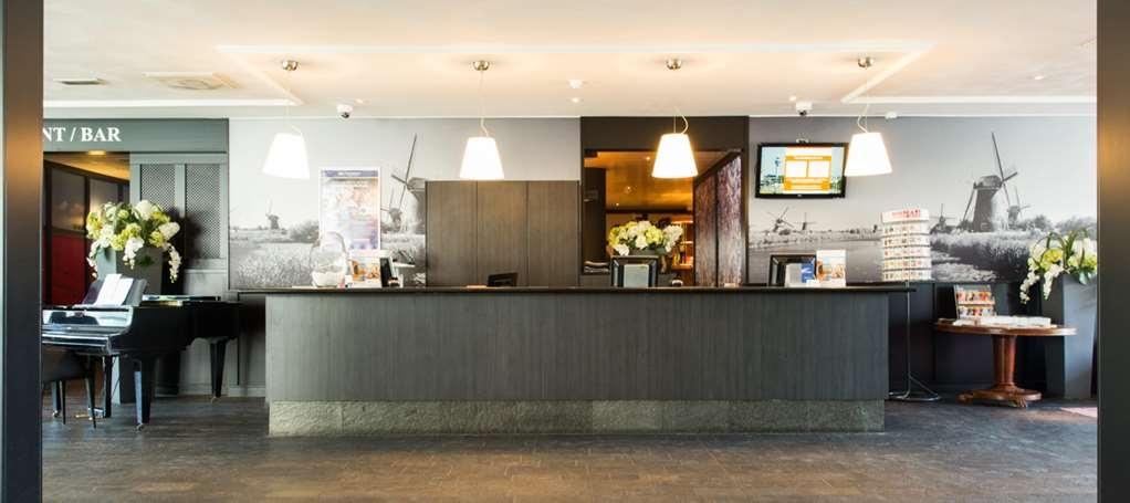 Best Western Plus Amsterdam Airport Hotel - Hall
