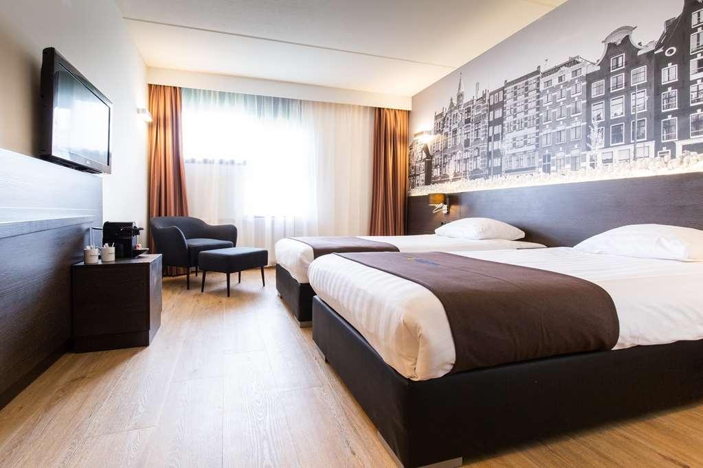 Best Western Plus Amsterdam Airport Hotel - Camere / sistemazione