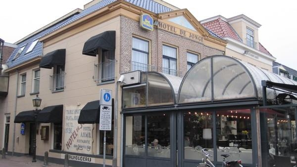 Best Western City Hotel de Jonge - Vista esterna