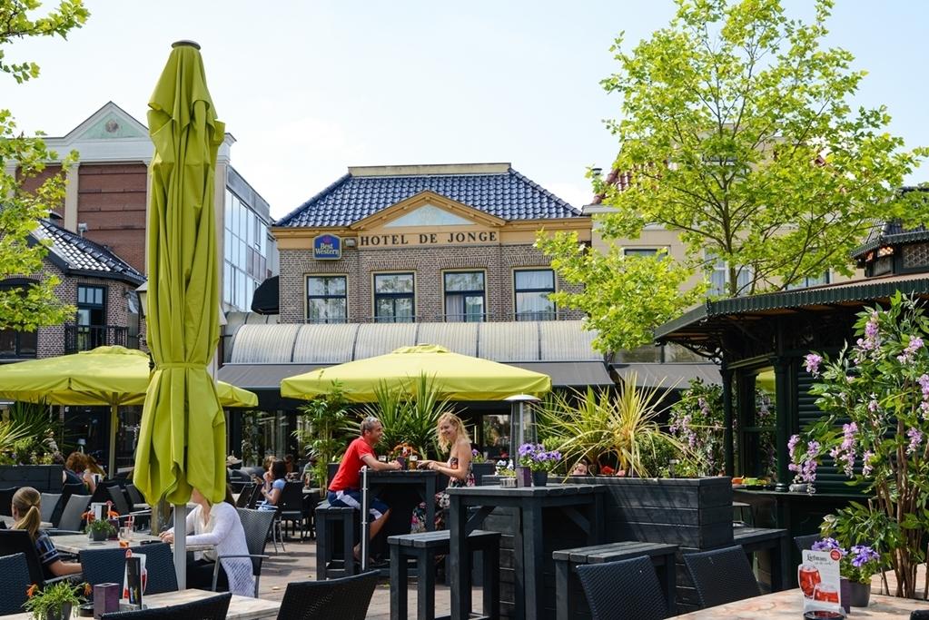 Best Western City Hotel de Jonge - Façade