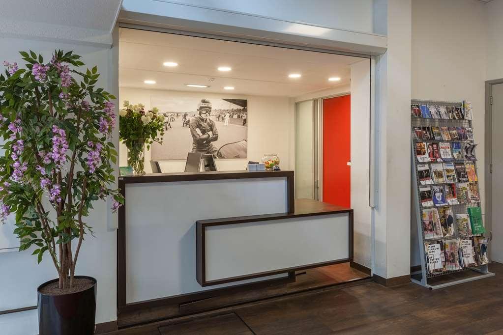 Best Western City Hotel de Jonge - Vue du lobby