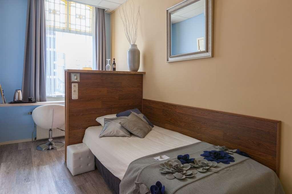 Best Western Hotel Den Haag - One Single Bed Guest Room