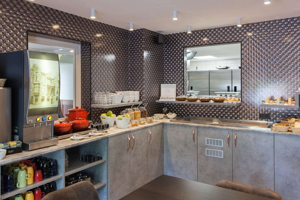 Best Western Hotel Den Haag - Breakfast Buffet