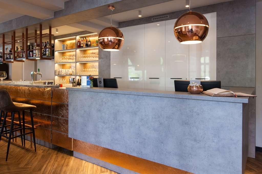 Best Western Hotel Den Haag - receptie