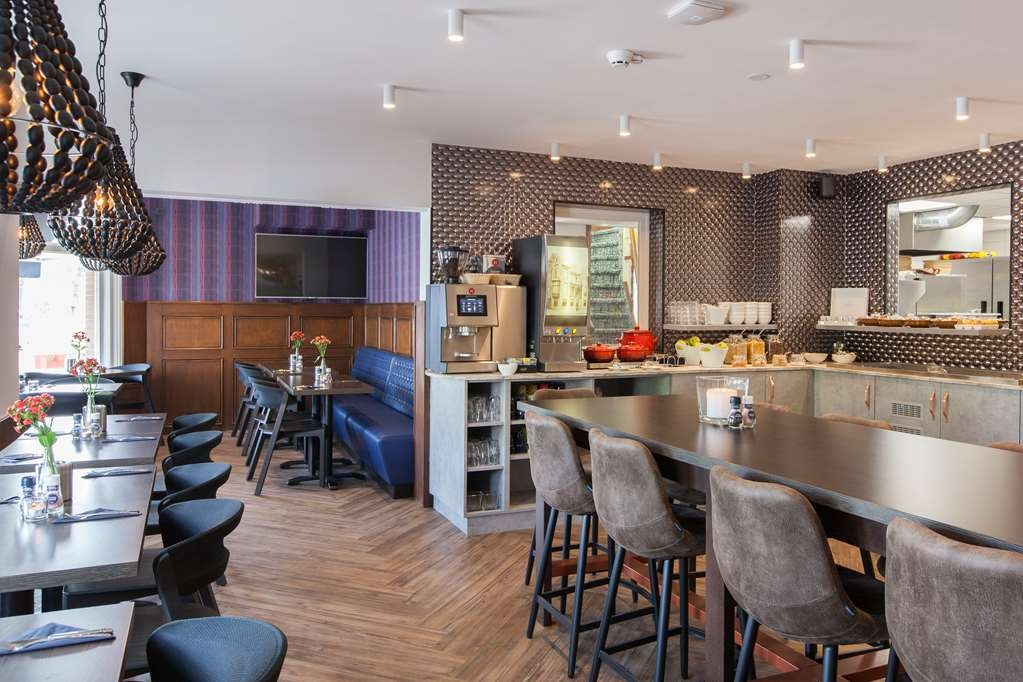 Best Western Hotel Den Haag - ontbijtruimte