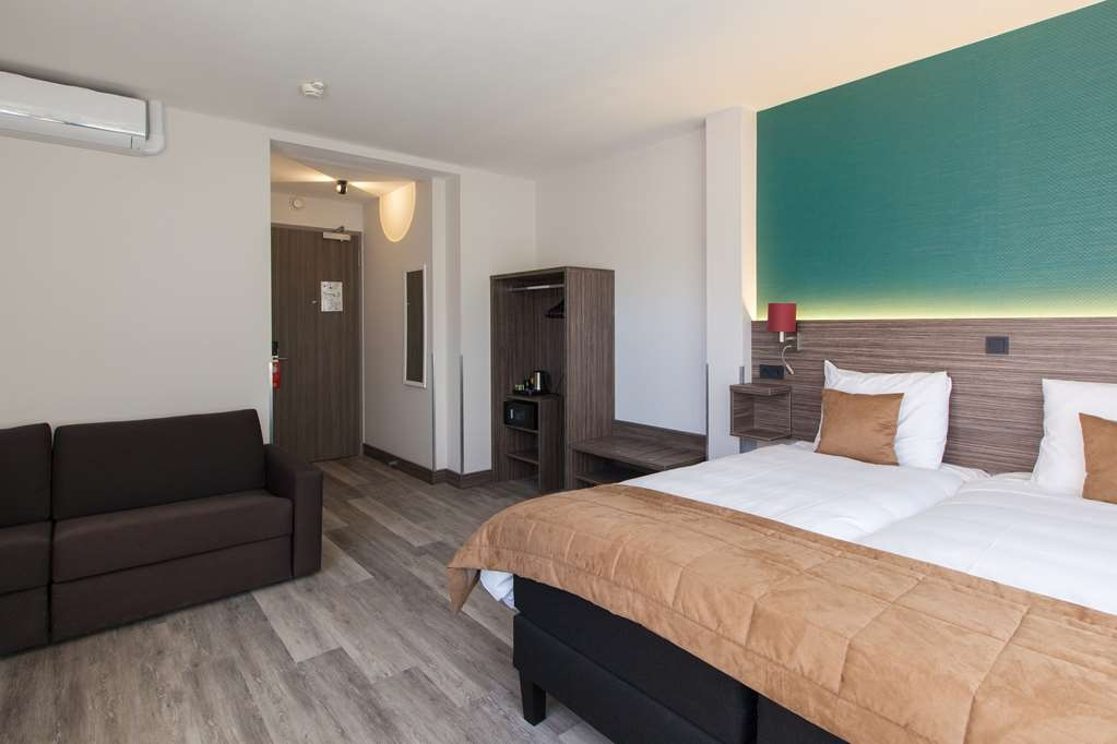 Best Western Hotel Den Haag - Gästezimmer/ Unterkünfte