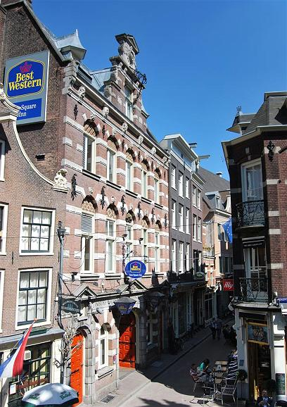 Best Western Dam Square Inn - BEST WESTERN Dam Square Inn