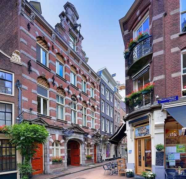 Best Western Dam Square Inn - Area esterna