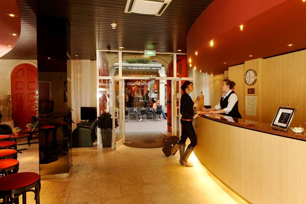 Best Western Dam Square Inn - Hall