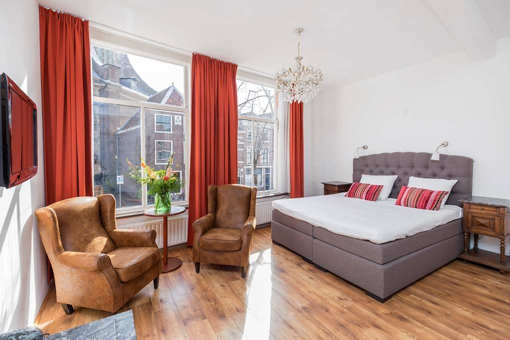 Best Western City Hotel Leiden - Junior suite
