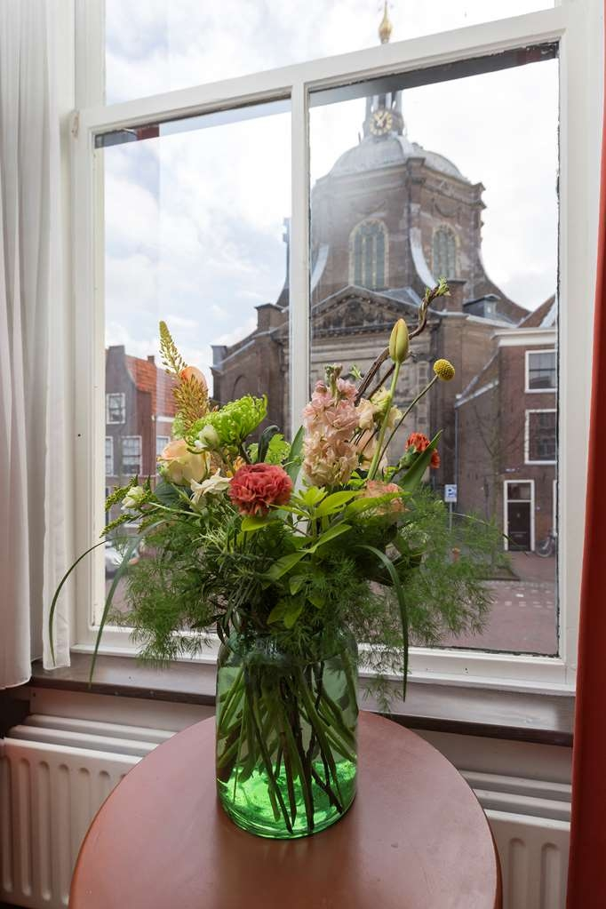 Best Western City Hotel Leiden - Junior Suite / view