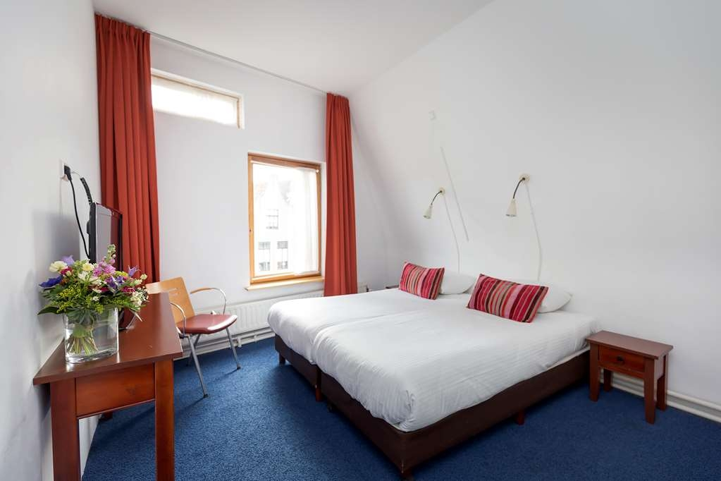 Best Western City Hotel Leiden - Family Room