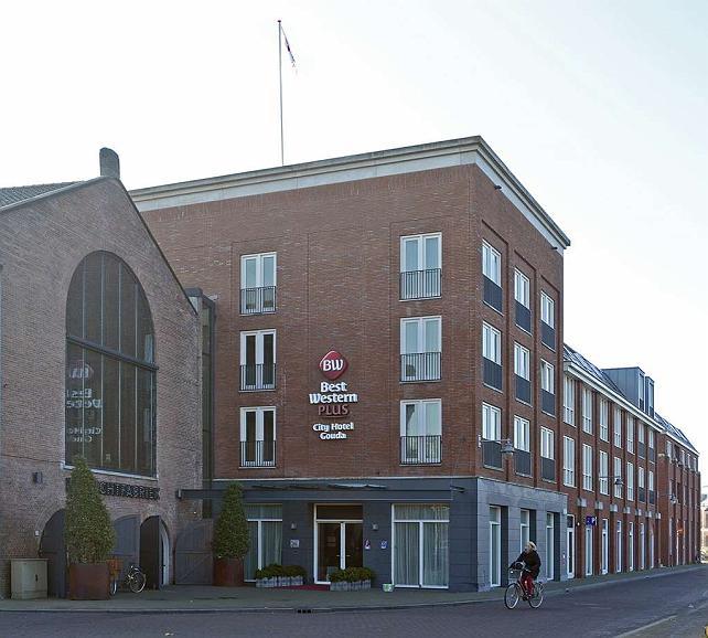 Best Western Plus City Hotel Gouda - Facciata dell'albergo