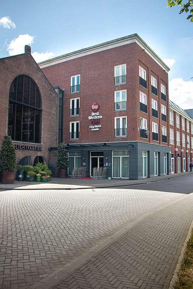 Best Western Plus City Hotel Gouda - Area esterna