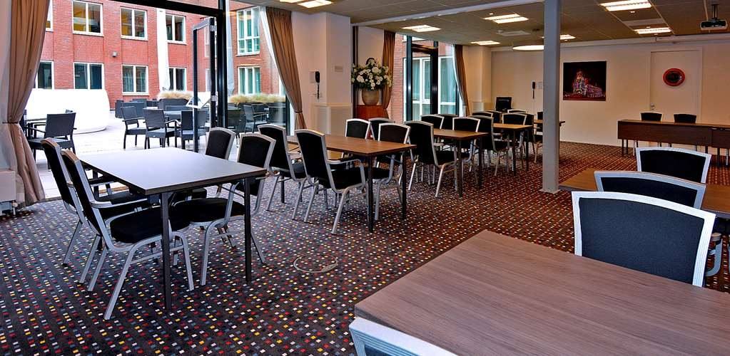 Best Western Plus City Hotel Gouda - Meeting Room