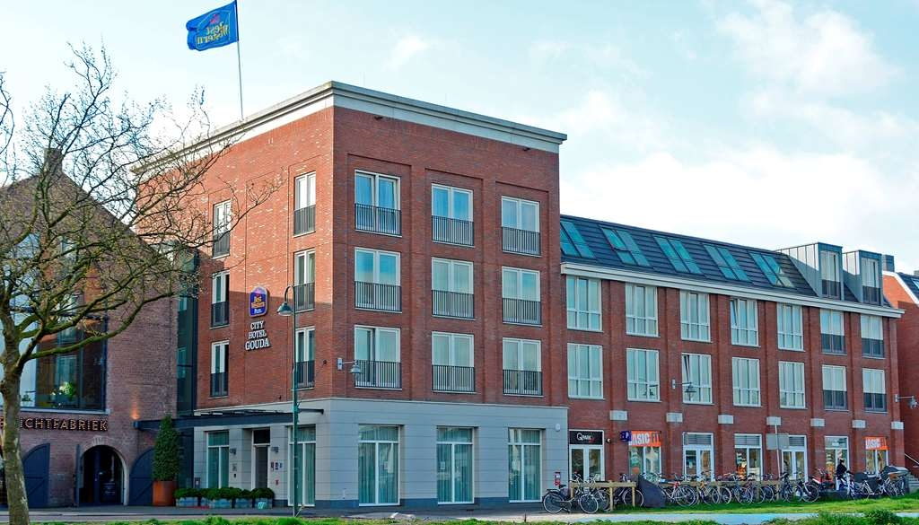 Best Western Plus City Hotel Gouda - Vista Exterior