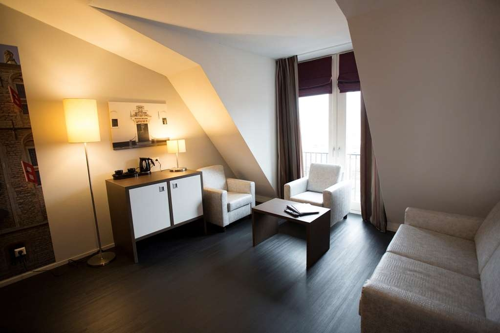 Best Western Plus City Hotel Gouda - Suite