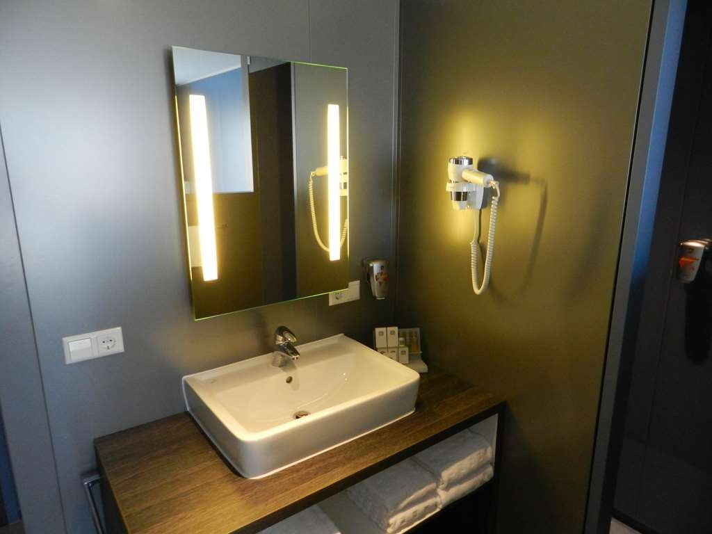 Best Western Plus City Hotel Gouda - Baño