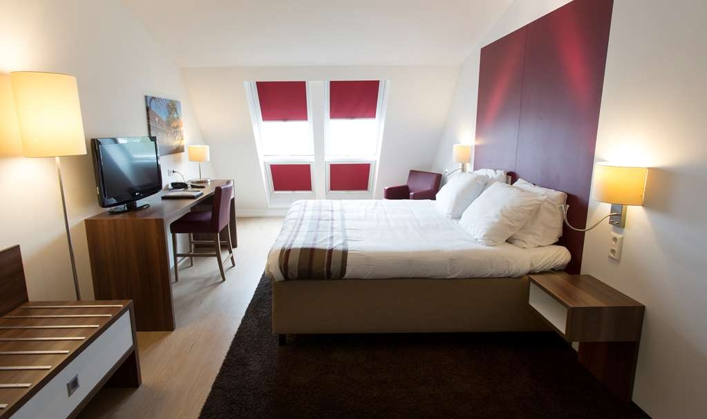 Best Western Plus City Hotel Gouda - Executive Room - Red