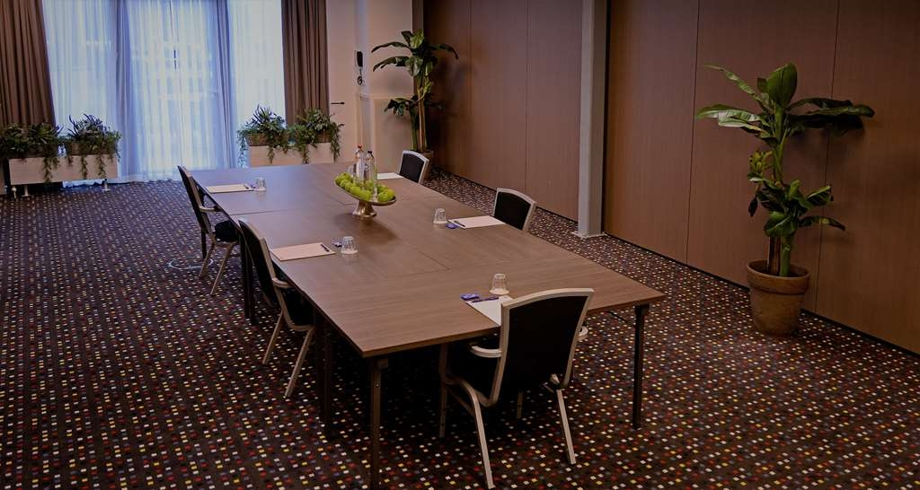 Best Western Plus City Hotel Gouda - Meeting Room - Board Room