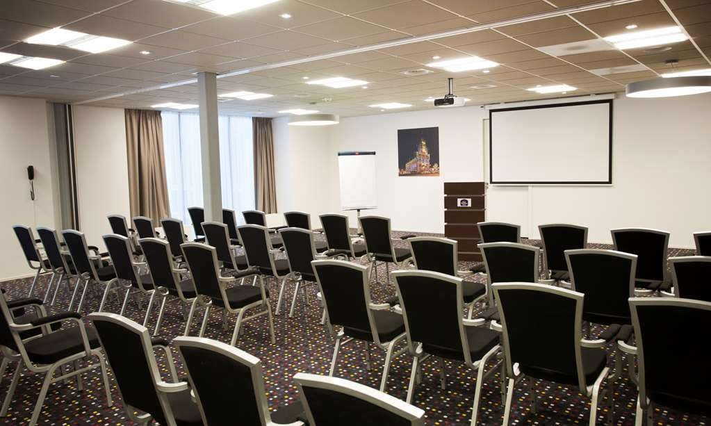 Best Western Plus City Hotel Gouda - Meeting Room - Theater Setup