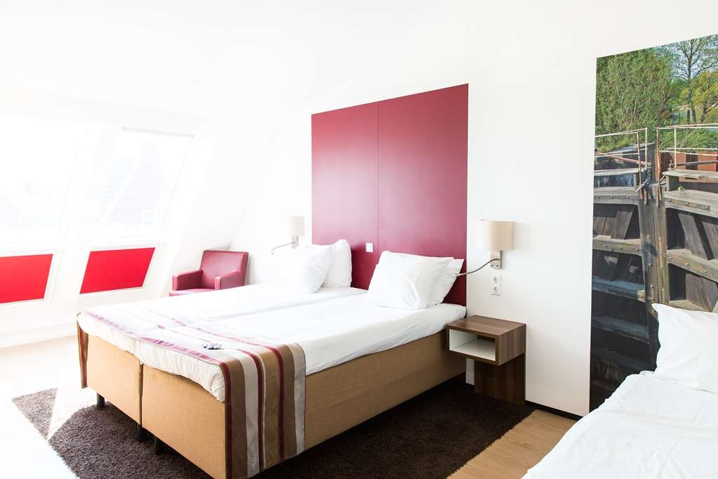 Best Western Plus City Hotel Gouda - Family Room