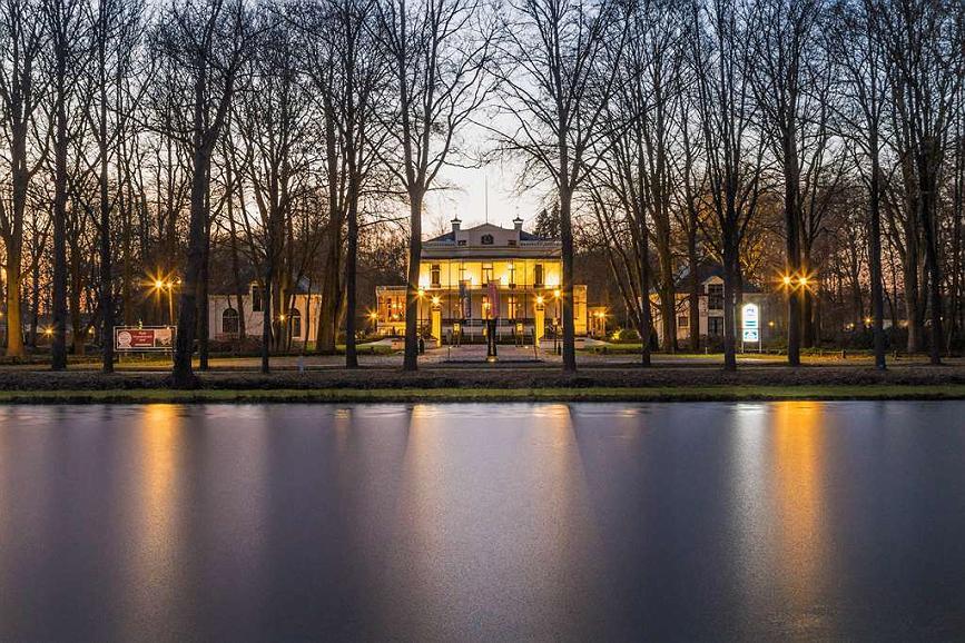 Kasteel de Vanenburg, BW Premier Collection - Area esterna