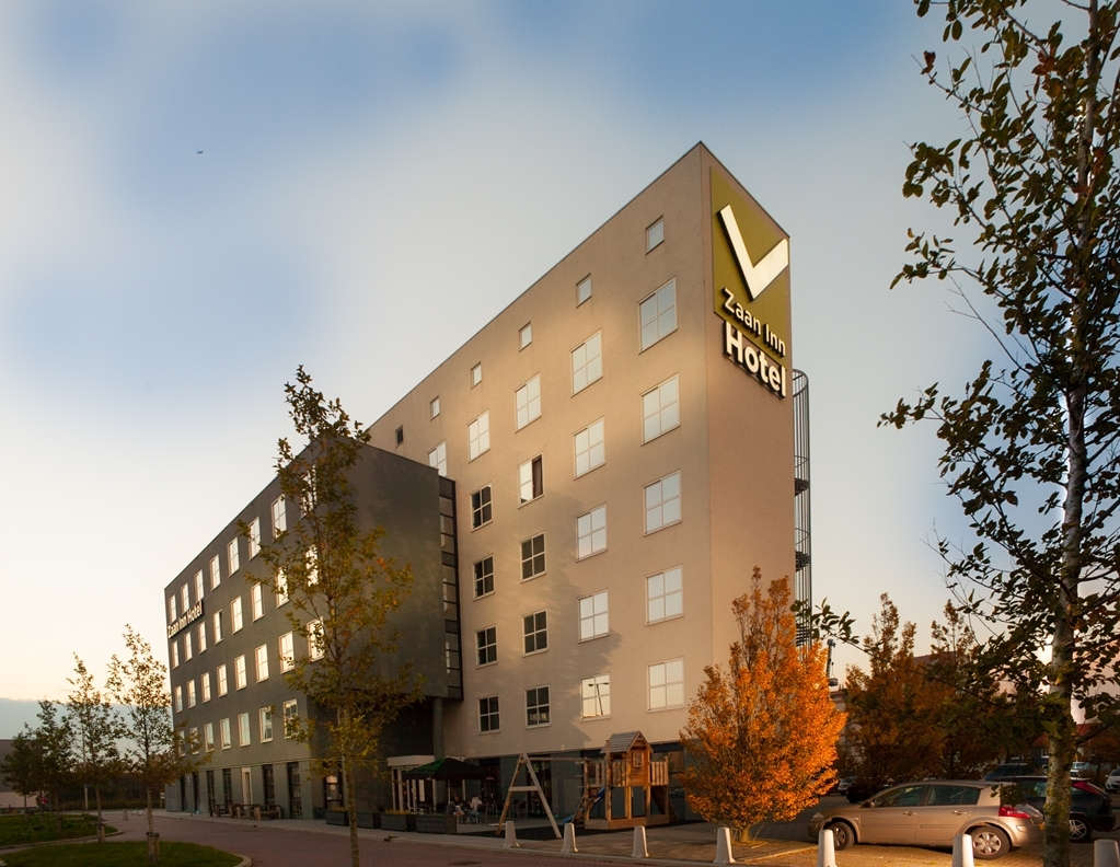 Best Western Zaan Inn - Facciata dell'albergo