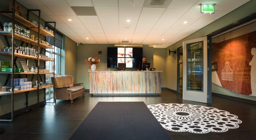 Best Western Zaan Inn - Reception