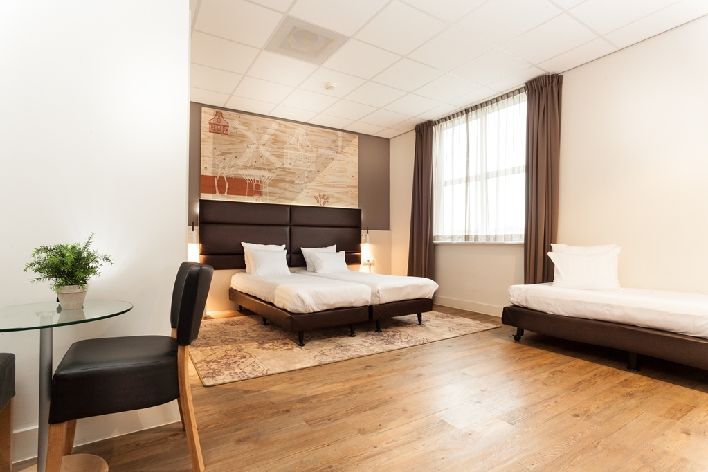 Best Western Zaan Inn - Comfort Triple Room