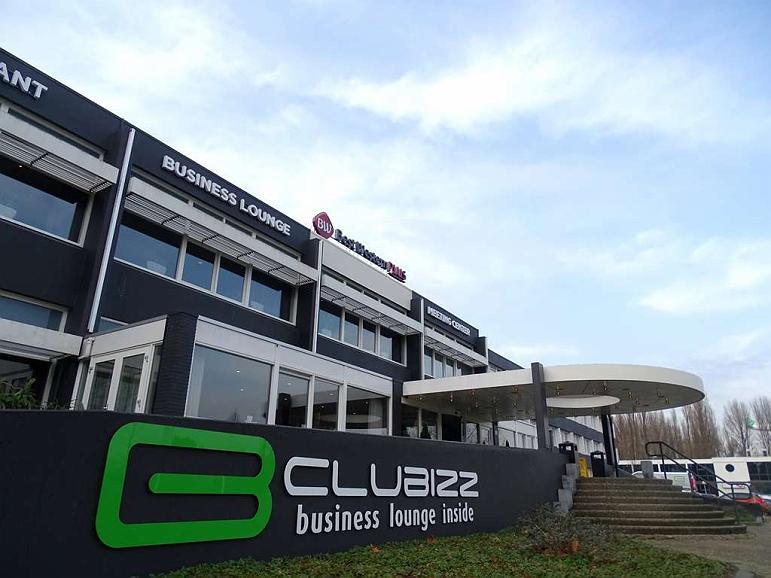 Best Western Plus Rotterdam Airport Hotel - Area esterna