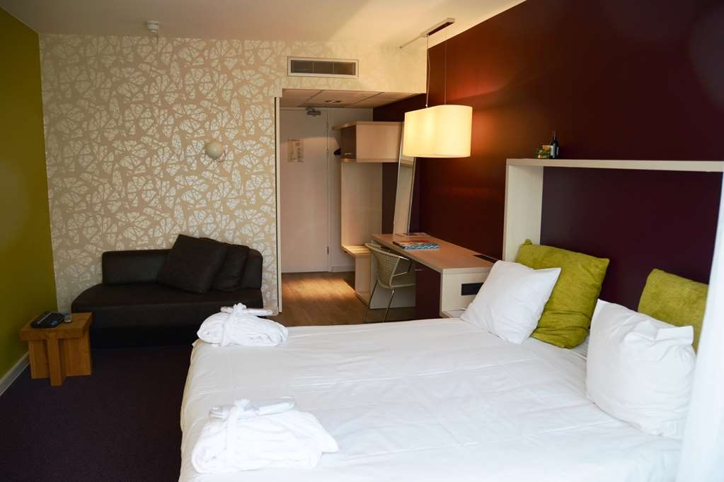Best Western Plus Rotterdam Airport Hotel - Deluxe Room