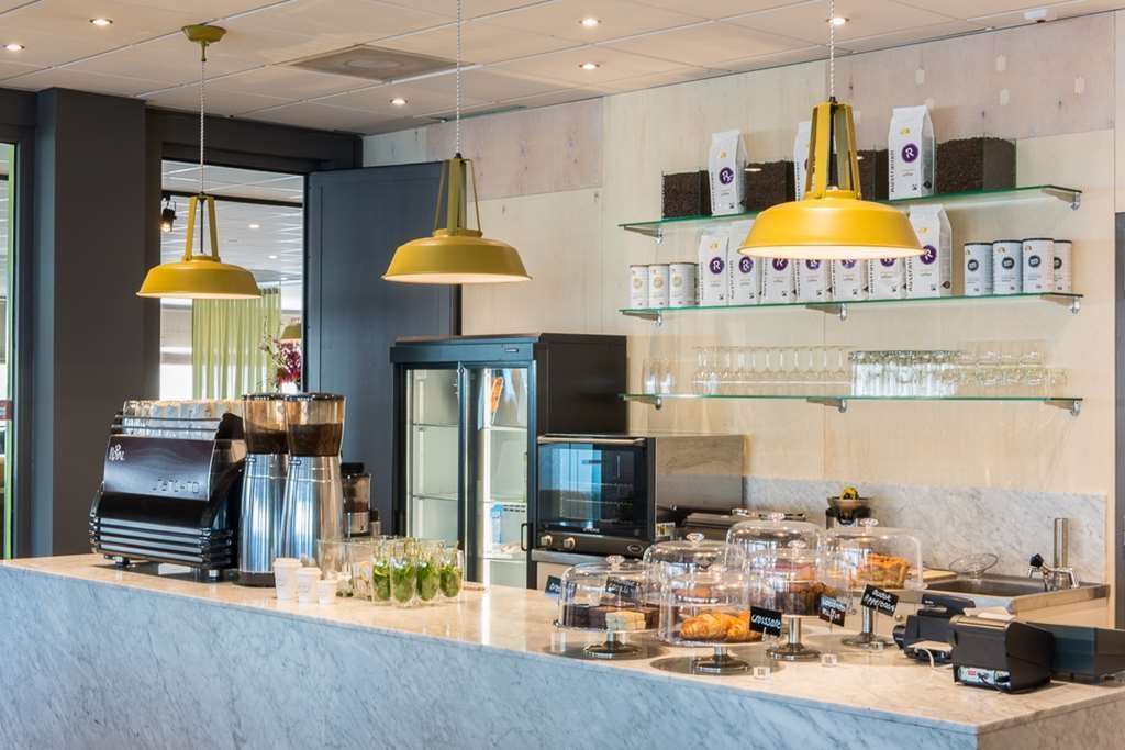 Best Western Plus Rotterdam Airport Hotel - Restaurant / Etablissement gastronomique