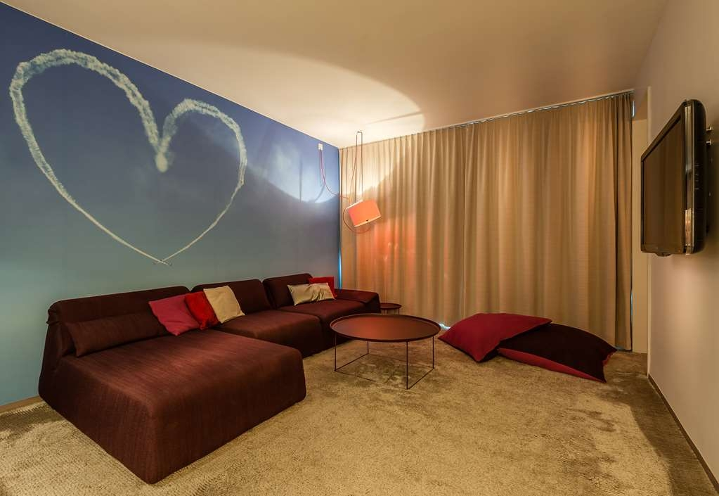 Best Western Plus Rotterdam Airport Hotel - Suite