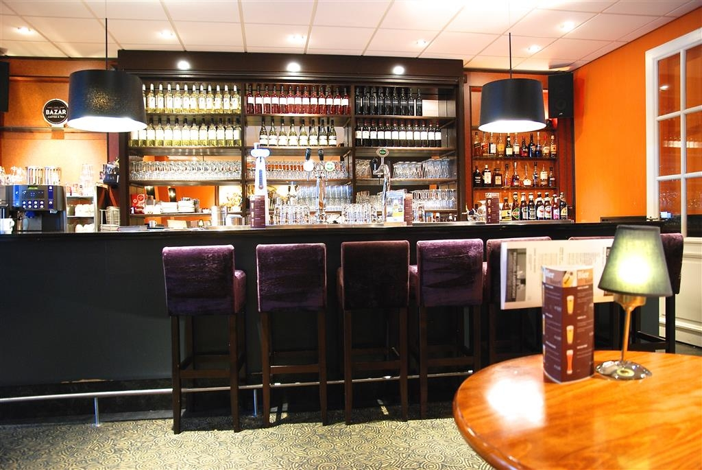 Best Western Plus Berghotel Amersfoort - Bar/Lounge