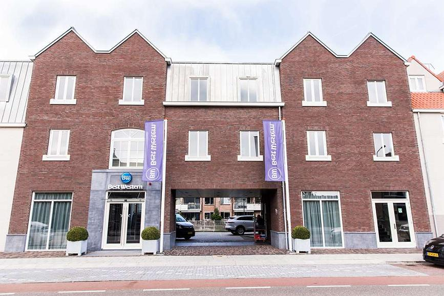 Best Western City Hotel Woerden - Vista exterior