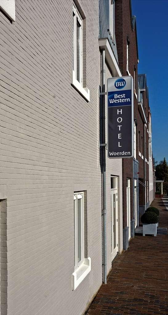 Best Western City Hotel Woerden - Facciata dell'albergo