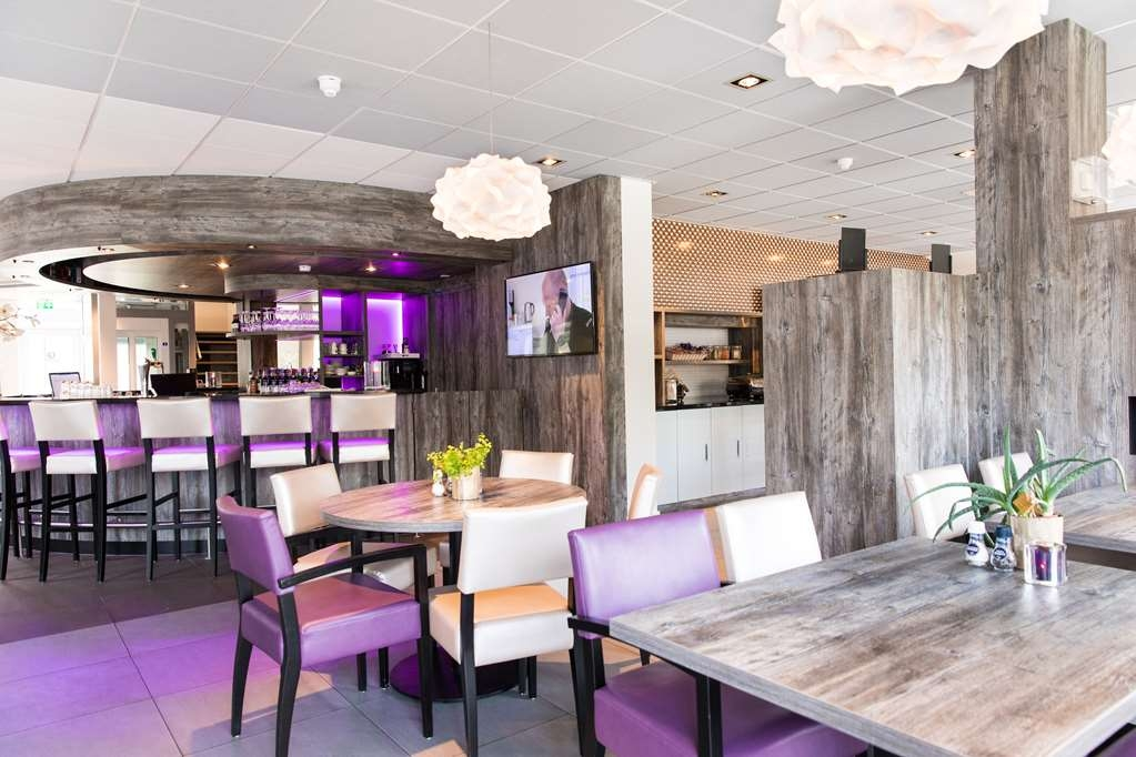 Best Western City Hotel Woerden - Bar/Salón