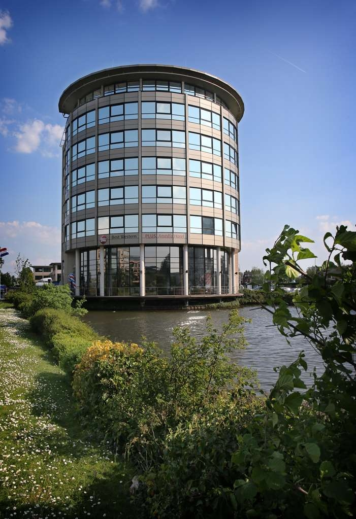 Best Western Plus Amedia Amsterdam Airport - Facciata dell'albergo