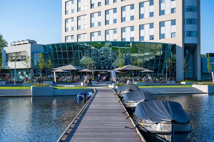 Best Western Plus Hotel Groningen Plaza - Area esterna
