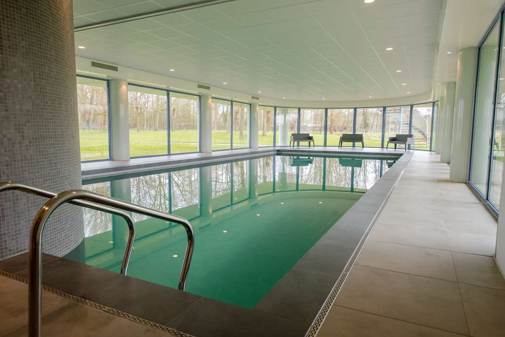 Best Western Plus Hotel Groningen Plaza - Swimming pool