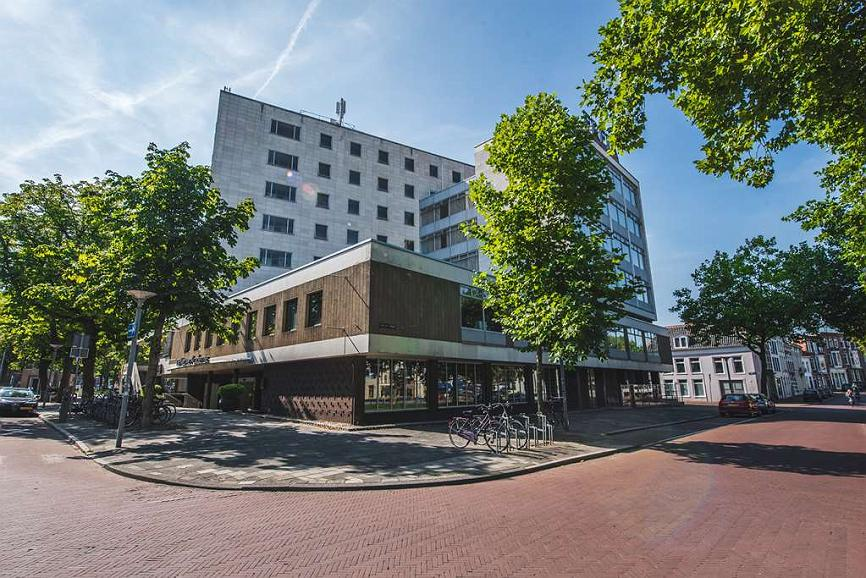 Best Western Hotel Groningen Centre - Area esterna