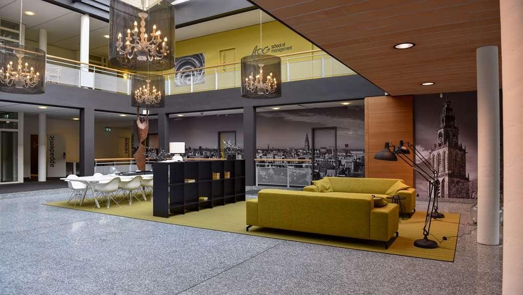 Best Western Hotel Groningen Centre - Hall