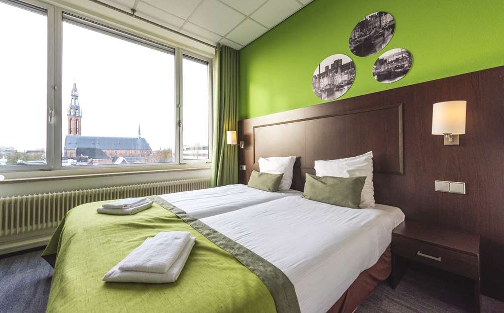 Best Western Hotel Groningen Centre - Standard Guest Room with Two Twin Size Beds