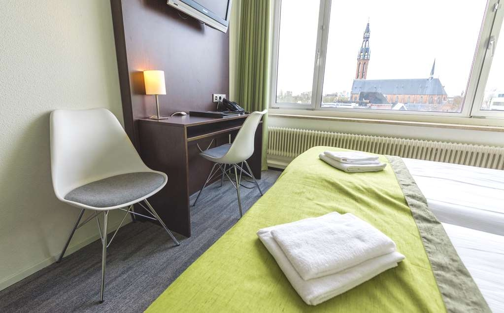 Best Western Hotel Groningen Centre - Standard Room with Two Twin Size Beds