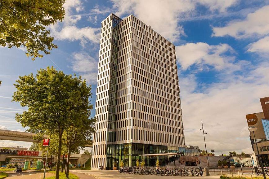 Postillion Hotel Amsterdam, BW Signature Collection - Aussenansicht