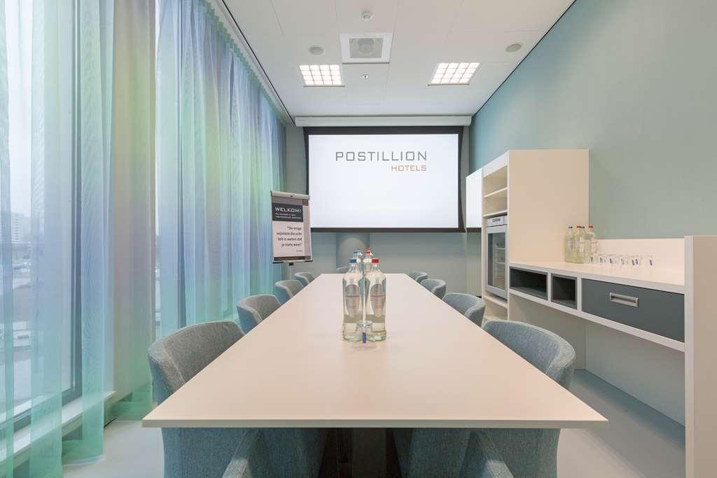 Postillion Hotel Amsterdam, BW Signature Collection - Sala de reuniones